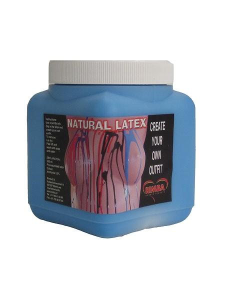 Rimba Flüssig-Latex Blau (500ml)