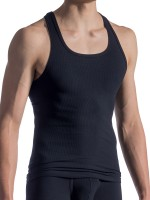 MANSTORE M811: Athletic Shirt, schwarz