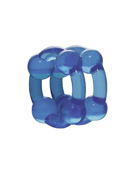 Stronghold: Penisring, blau