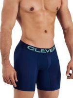 Clever Kumpanias: Long Boxer, blau