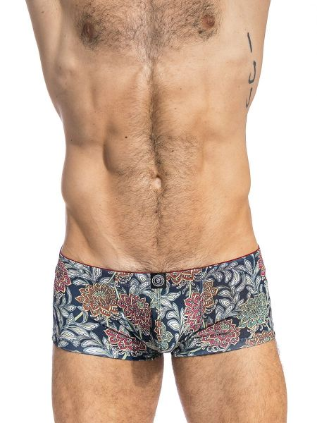 L'Homme Erwan: Push-Up Miniboxer, midnight blue
