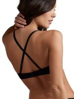 Marlies Dekkers Lioness of Brittany: Padded Push-Up BH, black/stone