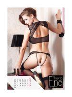 Pin-Up Kalender: Abierta Fiena 2020