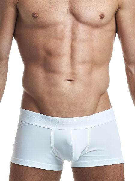 L'Homme Sensitive: T-Boxer, weiß