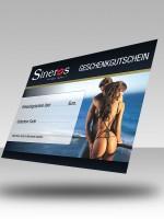 SinEros Geschenk-Gutschein über 100 Euro
