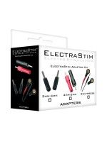 ElectraStim Adapters: Adapter-Set 2mm Pin/4mm Banana