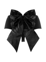 Ouch! Sexy Bow Vibro-Panty, schwarz