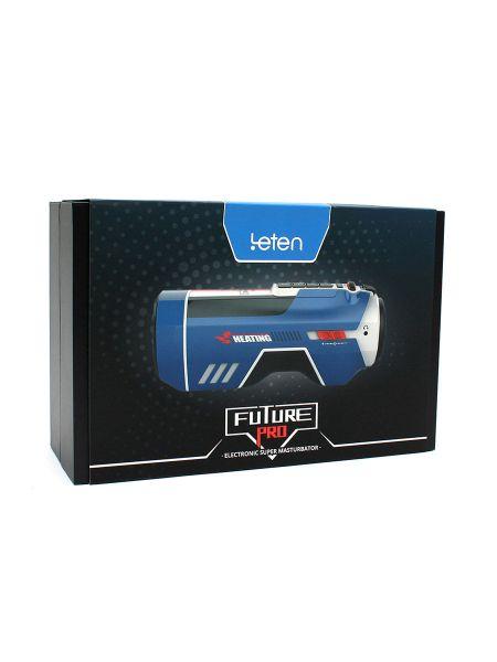 Leten Future Pro: Hochleistungs-Super-Masturbator, blau