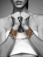 Bijoux Indiscrets Maze: Handfesseln, braun