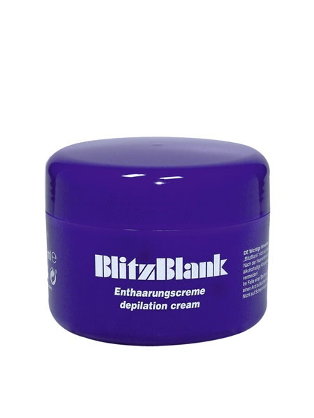 BlitzBlank Enthaarungscreme (125ml)