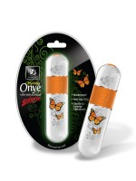 Onye Butterfly: Minivibrator, weiß
