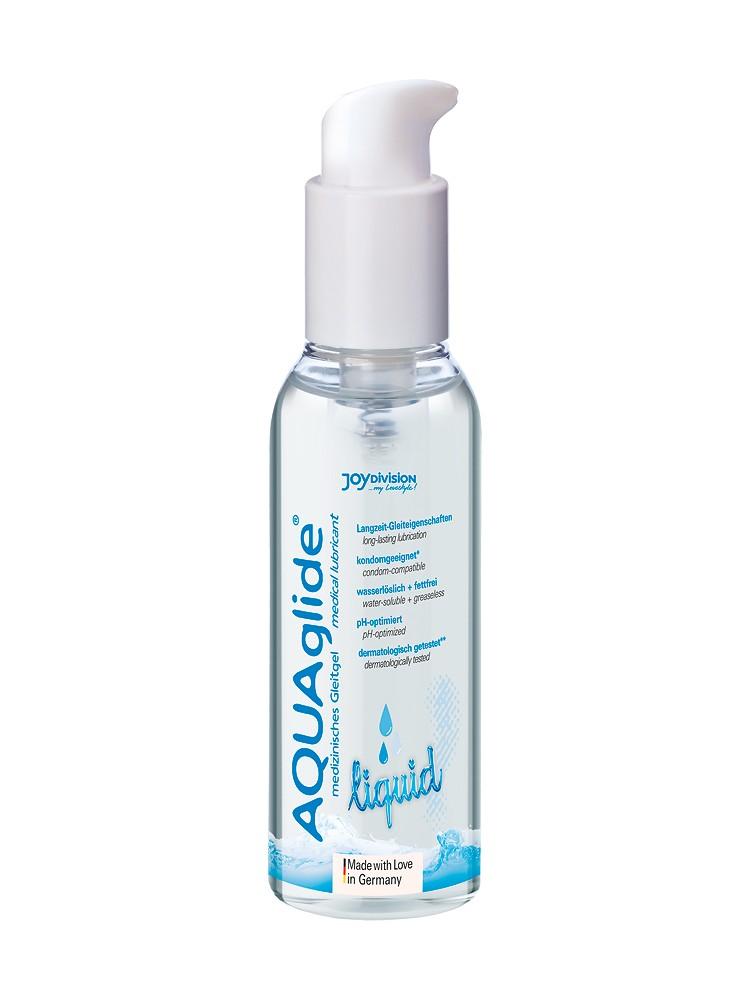 Gleitgel: AQUAglide liquid (125ml)