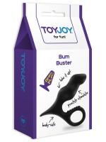 Bum Buster: Analplug, schwarz