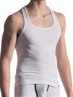 MANSTORE M811: Athletic Shirt, weiß