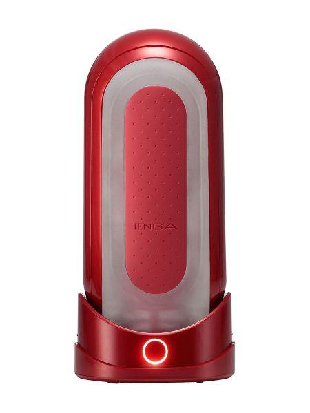 Tenga Flip Zero Red Warmer: Masturbator,rot