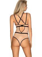 Obsessive Nudelia: Body, nude/schwarz