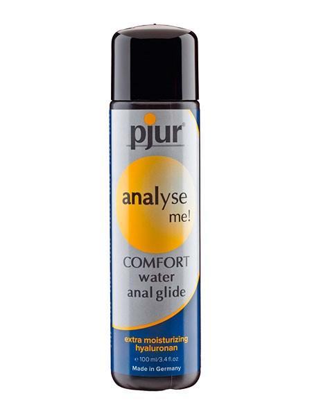 pjur Gleitgel: Analyse Me! Comfort water anal glide (100ml)
