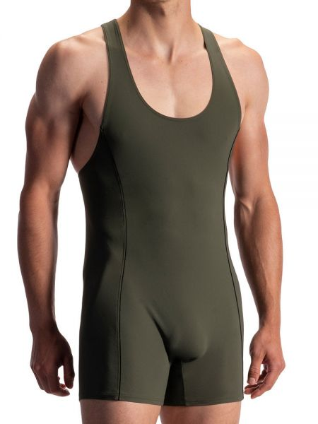 Olaf Benz BLU1200: Beachbody, olive