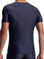 Olaf Benz RED1965: V-Neck-Shirt, night