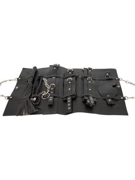 Bad Kitty Fetisch-Tasche, schwarz