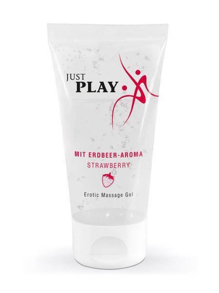Gleitgel: Just Play Erdbeere (50ml)
