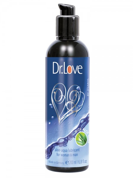 Gleitgel: Dr. Love Aloe-Aqua (200ml)