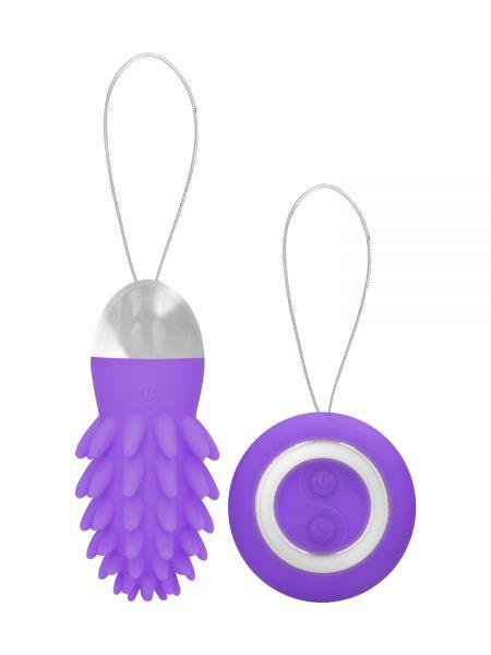 Simplicity Mason: Vibro-Ei mit Fernbedienung, lila