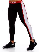 JOR Ares: Long Pant, schwarz