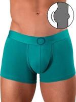 Rounderbum: Colors Padded Boxer Trunk, grün