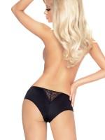 Provocative Sexy: Panty, schwarz