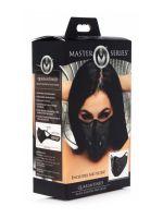 Master Series Quarantined: Gesichtsmaske, schwarz