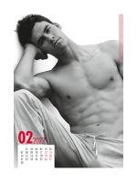 Pin-Up Kalender: Men 2022