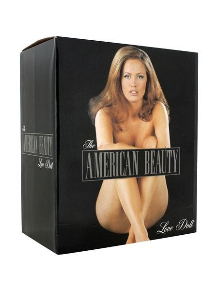 Liebespuppe American Beauty