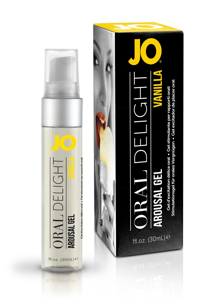 Jo Oral Delight Vanilla Thrill (30ml)