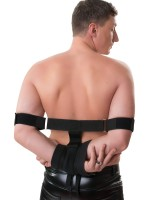 Bad Kitty Torso Restraints: Fessel-Set, schwarz