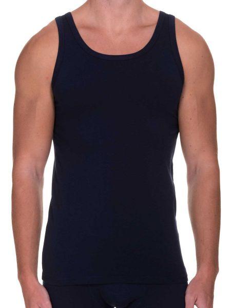 Bruno Banani Infinity: Sportshirt, dunkelblau