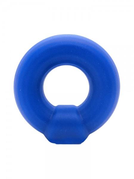 Sport Fucker Squatter Ring: Penisring, blau