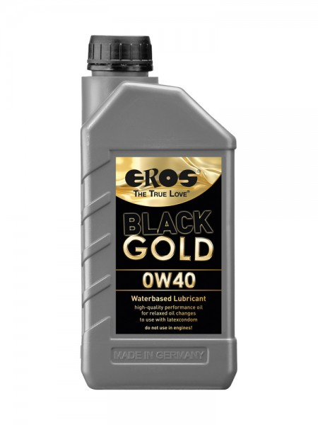 Gleitgel: EROS Black Gold OW40 (1000ml)