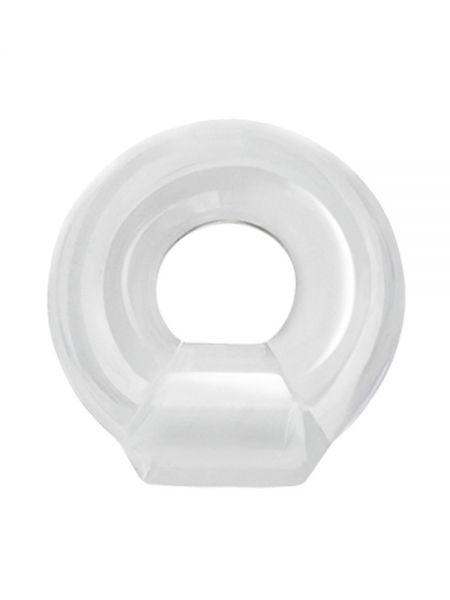 Renegade Drop Ring: Cockring, transparent