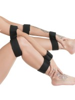 Bad Kitty Arm and Leg Restraints: Fessel-Set, schwarz
