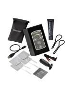 ElectraStim Flick Multi-Pack: Elektro-Set, schwarz/silber