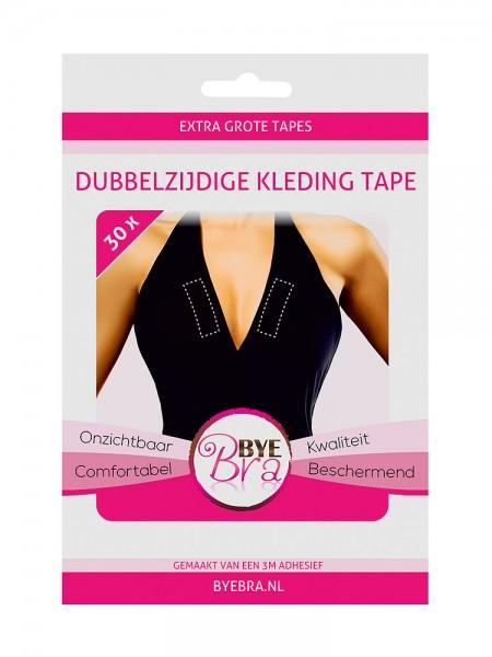 Bye Bra Dress Tape: Klebestreifen, 30 Stück