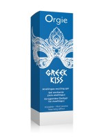 Orgie Greek Kiss: Gleitgel Minze-Aroma (50ml)