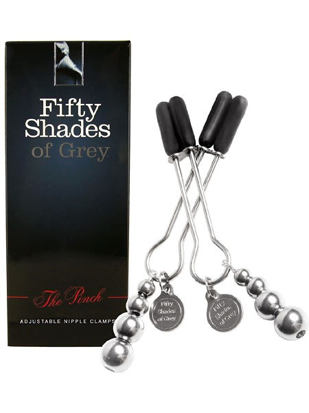 Fifty Shades Of Grey: The Pinch Nippelklemmen