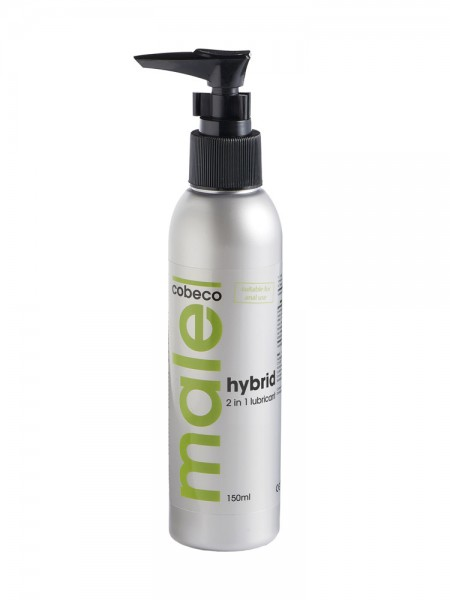 Gleitgel: MALE Hybrid 2 in 1 Lube (150ml)