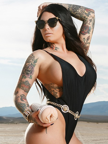 Fleshlight Girls Christy Mack Attack: Masturbator, haut
