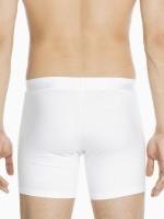HOM HO1: Long Boxer Pant, weiß