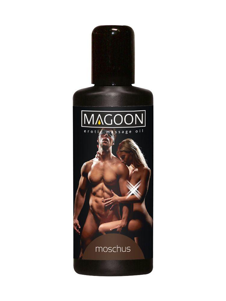 Massageöl: Moschus (100ml)