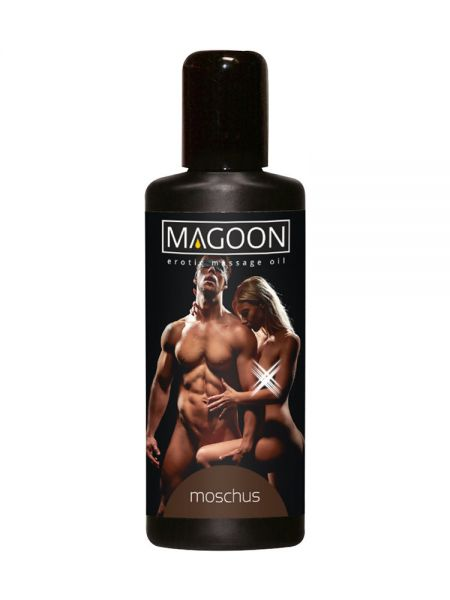 Massageöl: Moschus (100ml)