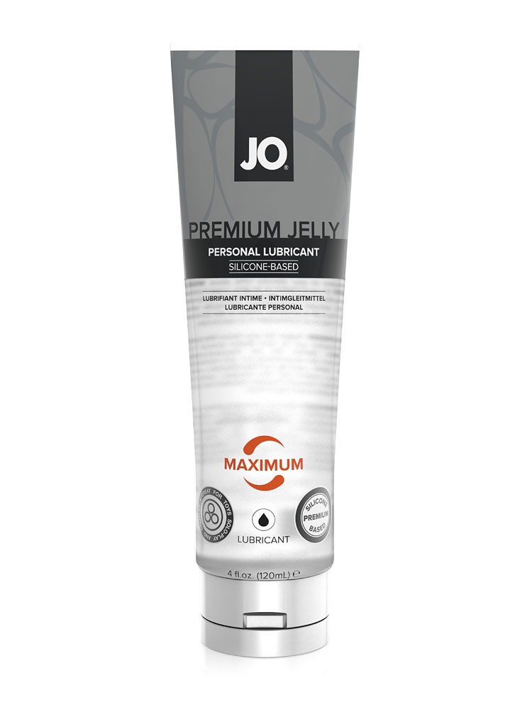 Gleitgel: Jo Premium Jelly Siliconbased Maximum (120ml)